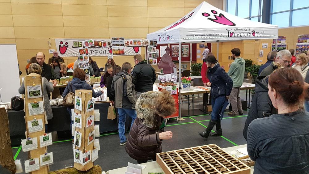 Saatgutbörse für samenfestes Saatgut