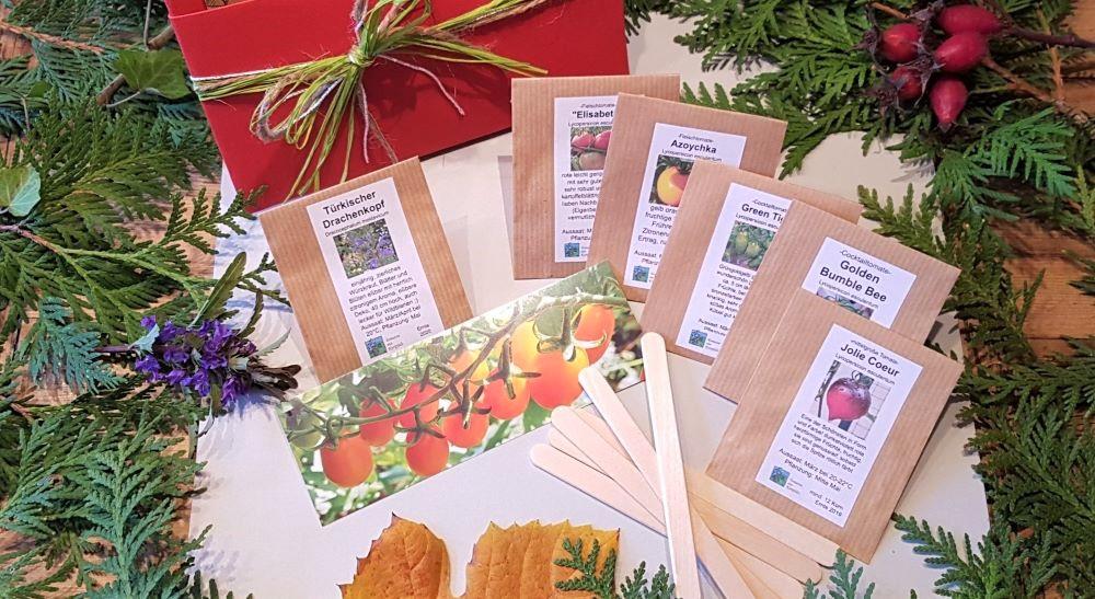 Weihnachtsgeschenkidee für Gärtner